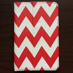 Accessories - Chevron Style Tablet Cover